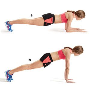 Sculpt Toned Arms in Just 15 Minutes: 4 quick arm moves for an enviable upper half
