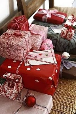 Great gift wrap.