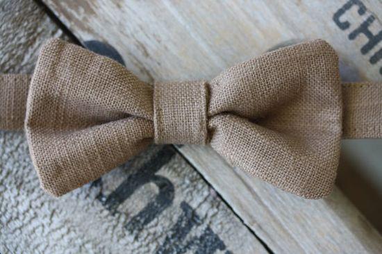 baby boy bow tie