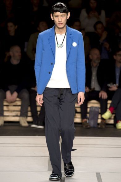 Kenzo - Men Fashion Spring Summer 2014 - Shows - Vogue.it