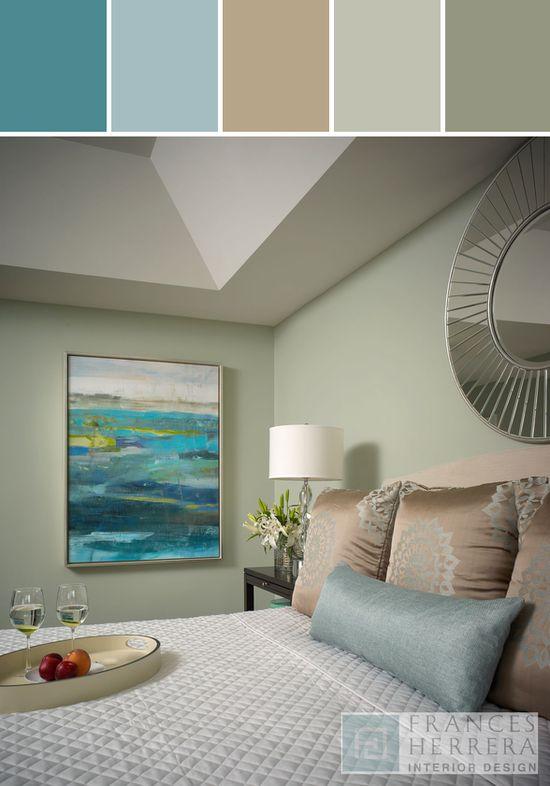 Master Bedroom Designed By Wayfair via Stylyze