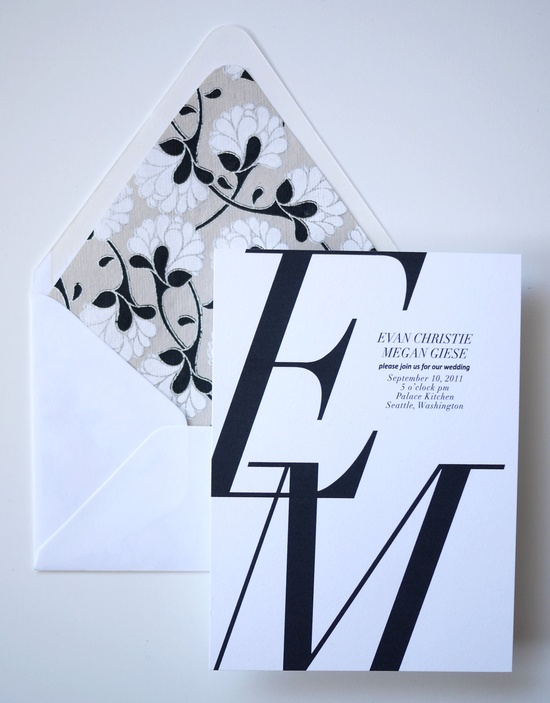 Eero Invitation from House and Mill Press