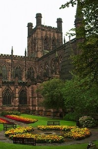 Chester Cathedral, Chester England