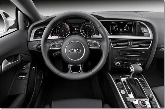 Audi A5 New Cars
