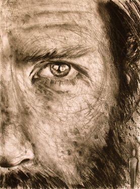 "Saatchi Online Artist Paulo Silva; Drawing, ""Behind"" #art"