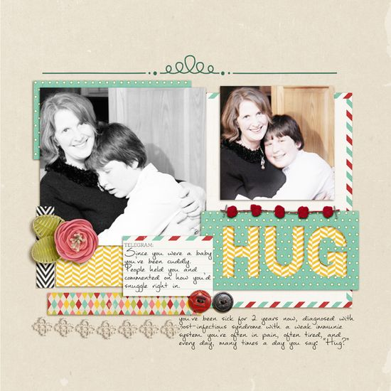 6 Reasons to Mix Color Photos with Black-and-Whites on Your Scrapbook Pages