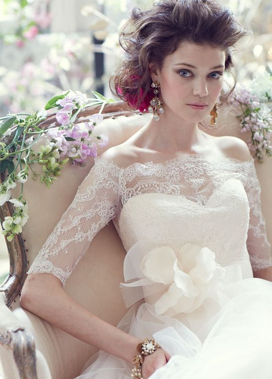 Bridal Gowns, Wedding Dresses by Tara Keely - Style tk2358
