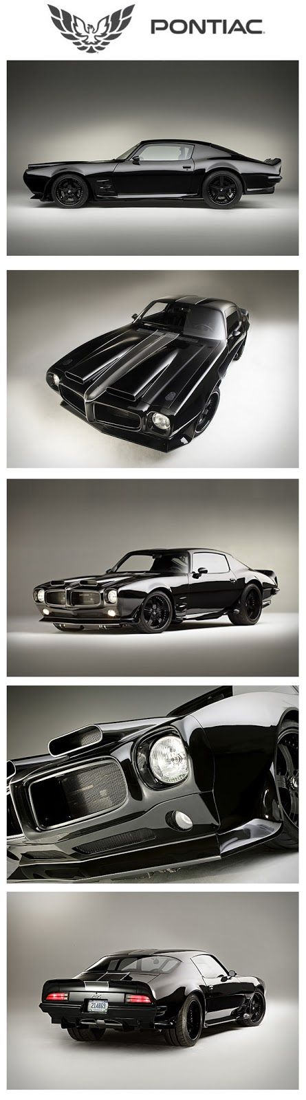 '70 Pontiac Firebird