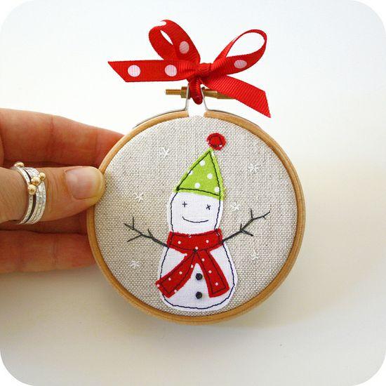 idea for christmas ornament