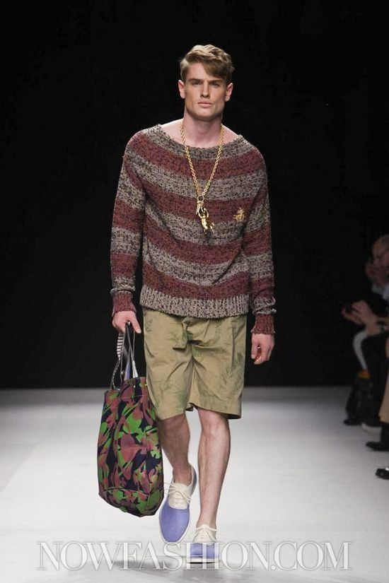 Vivienne Westwood Menswear Spring Summer 2013 Milan