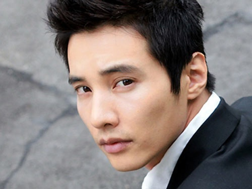 Won Bin, Korean actor who stars in The Man from Nowhere.