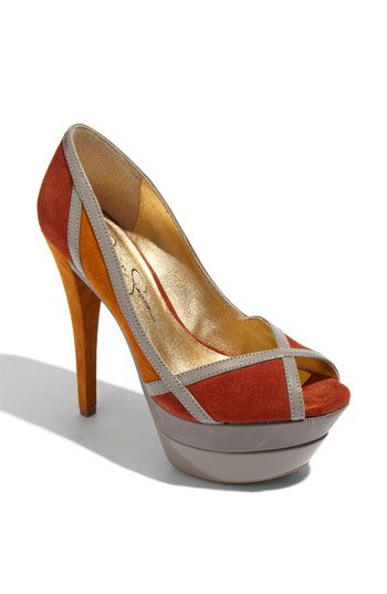 Dear Jessica Simpson,  Even though I almost always break my ankle wearing your shoes, it's so worth it!  I love your shoes!
