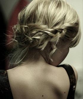 Like these braids.