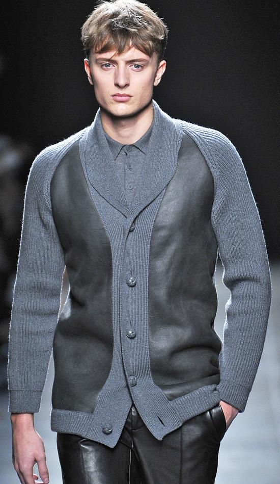 Bottega Veneta FW13/14 - Milan Men's Fashion Week