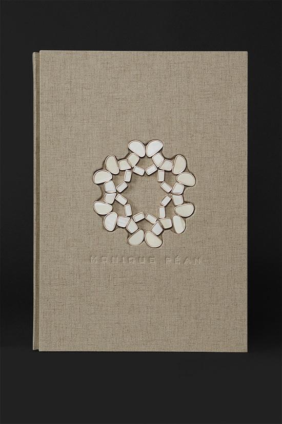 Book cover....Monique Pean