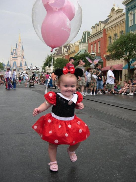 Precious moments to remember at Walt Disney World.  Do you have a Disney World memory to share: di.sn/q0X