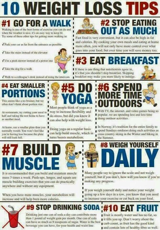 Fitness must!
