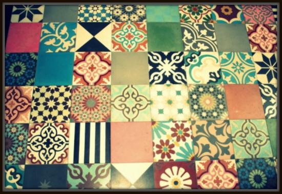 Patchwork Floor