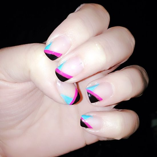 _amykins's nails! Show us your tips—tag your nail photos with #SephoraNailspotting to be featured on our social sites!