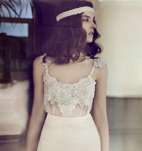 Zahavit Tshuba Wedding Gowns