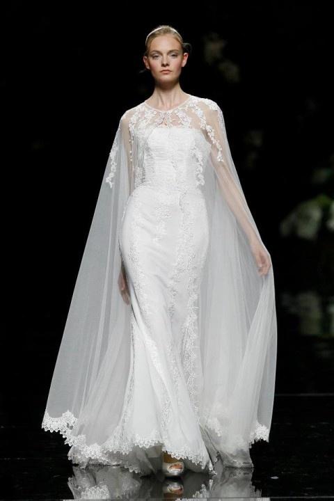 Pronovias 2013 Wedding Dress Collection, via Aphrodite's Wedding Blog