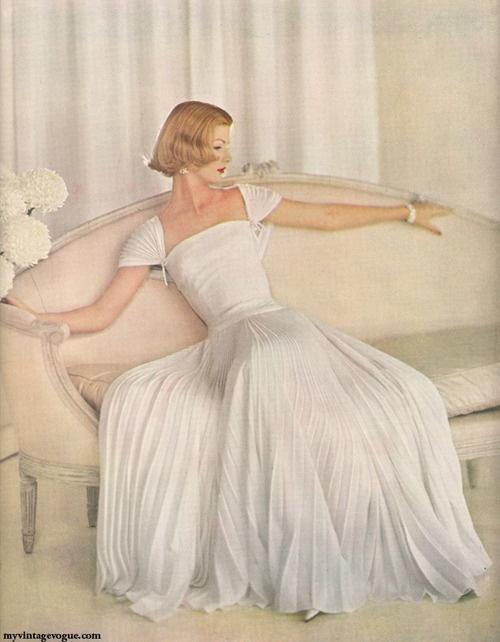 Glamour ! 1950s fashion