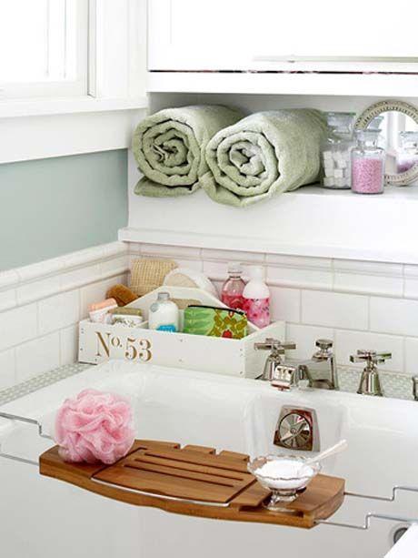 20 Bathroom Storage Ideas