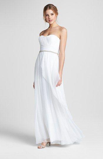 Nouvelle Amsale Gown & Accessories