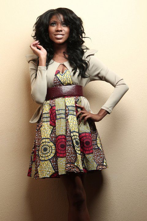 Love it and it's African inspired.