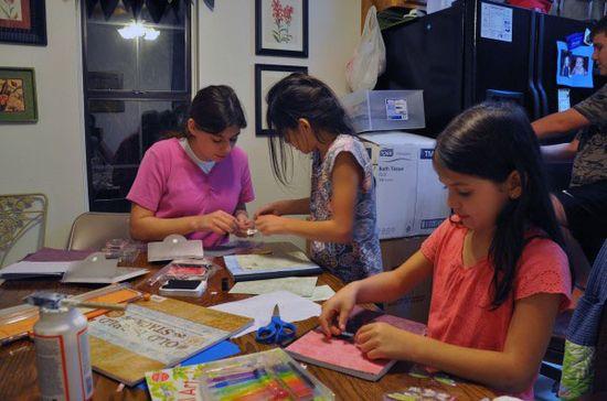 Handmade Journals - diy ideas