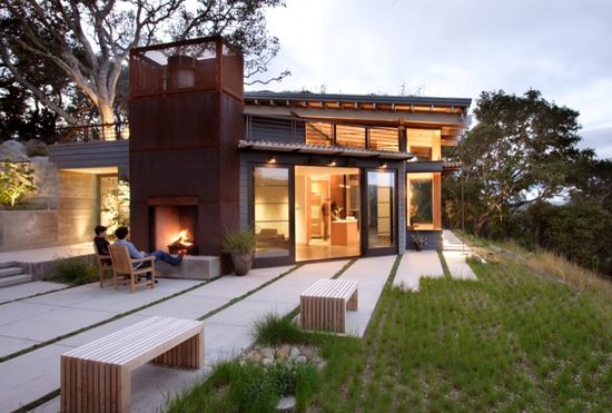 House Ocho, Feldman Architecture