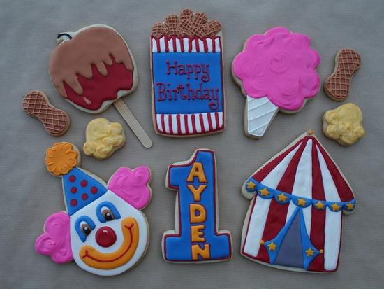 carnival sugar cookies - Google Search