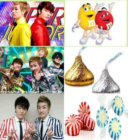 Kpop candy