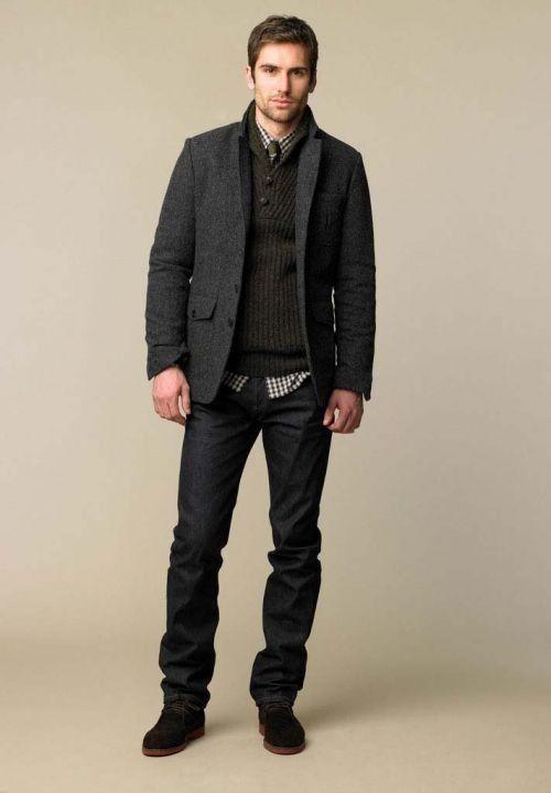 Men's Fashion : Pinned by TrainWithMae.com