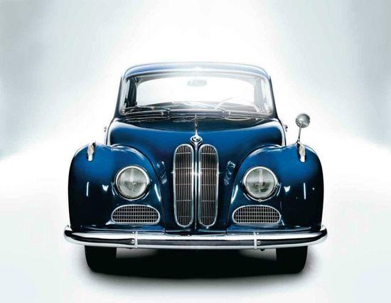 BMW 501 V8