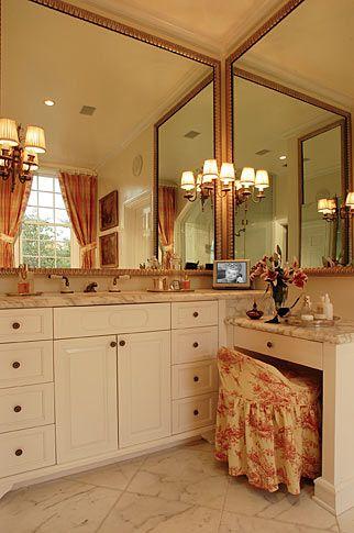 Bathrooms - Interior Design Photo Gallery - Timothy Corrigan