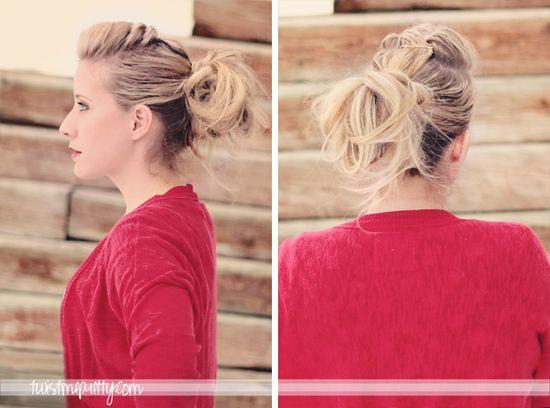 22 Useful Hair Braid Ideas, Braided Pompadour