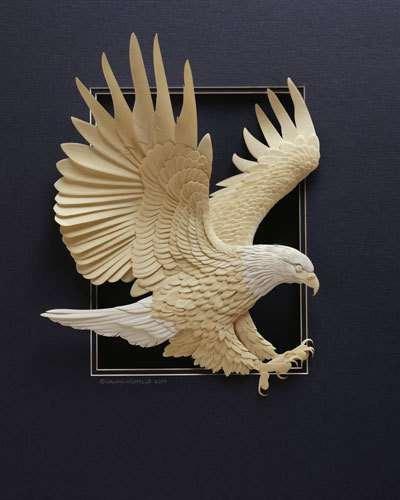 Calvin Nicholls Creates Stunning 3D Art Pieces