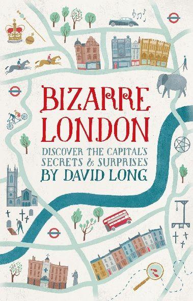 Bizarre London book cover