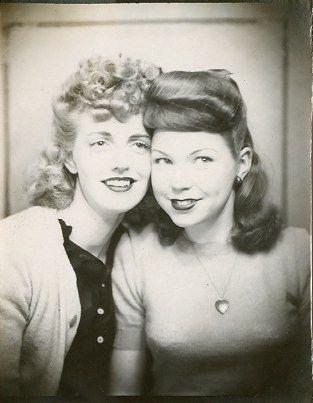 1940's photobooth
