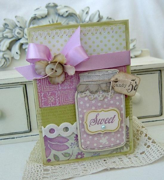 Sweet...Handmade Card
