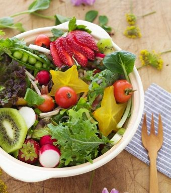 How to Make a Metabolism Boosting Everything Salad
