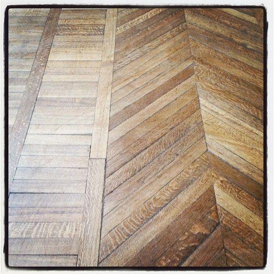 Great flooring design #thestylistsguidetoparis - @Annelien Dique