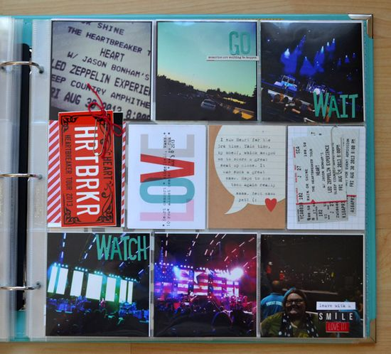 HeartBreaker Tour - Scrapbook.com