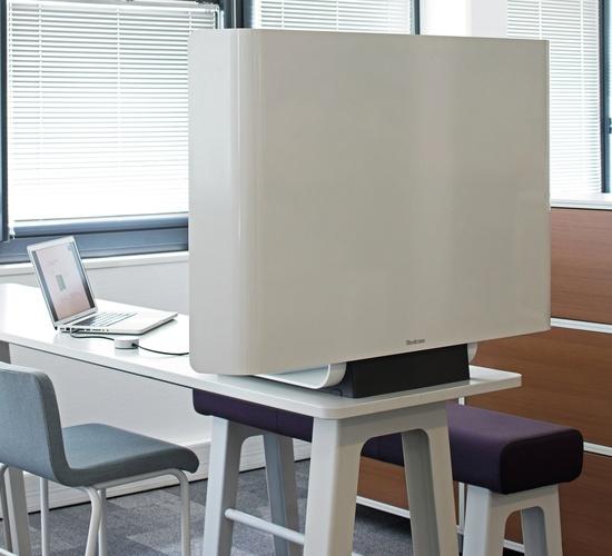 Equipamiento de oficina Steelcase, disponibles en greendök (Valencia). #interiorismo #office #design