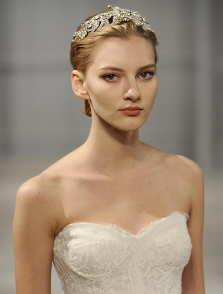 Monique Lhuillier Bridal Beauty