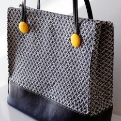 Follow this tutorial to create a fabulous fall handbag.