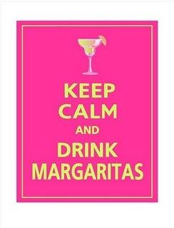 my love of margaritas ....