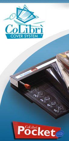 Book cover machine from: CoLibri Cover System