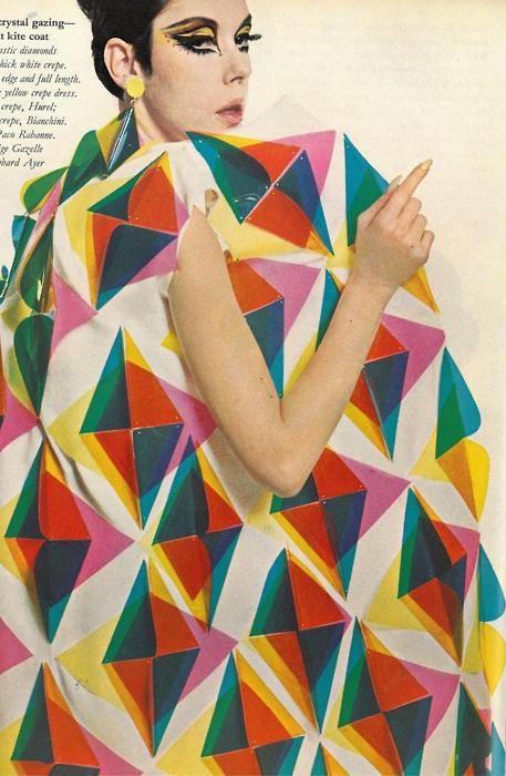 COSTUME DESIGN 1960s